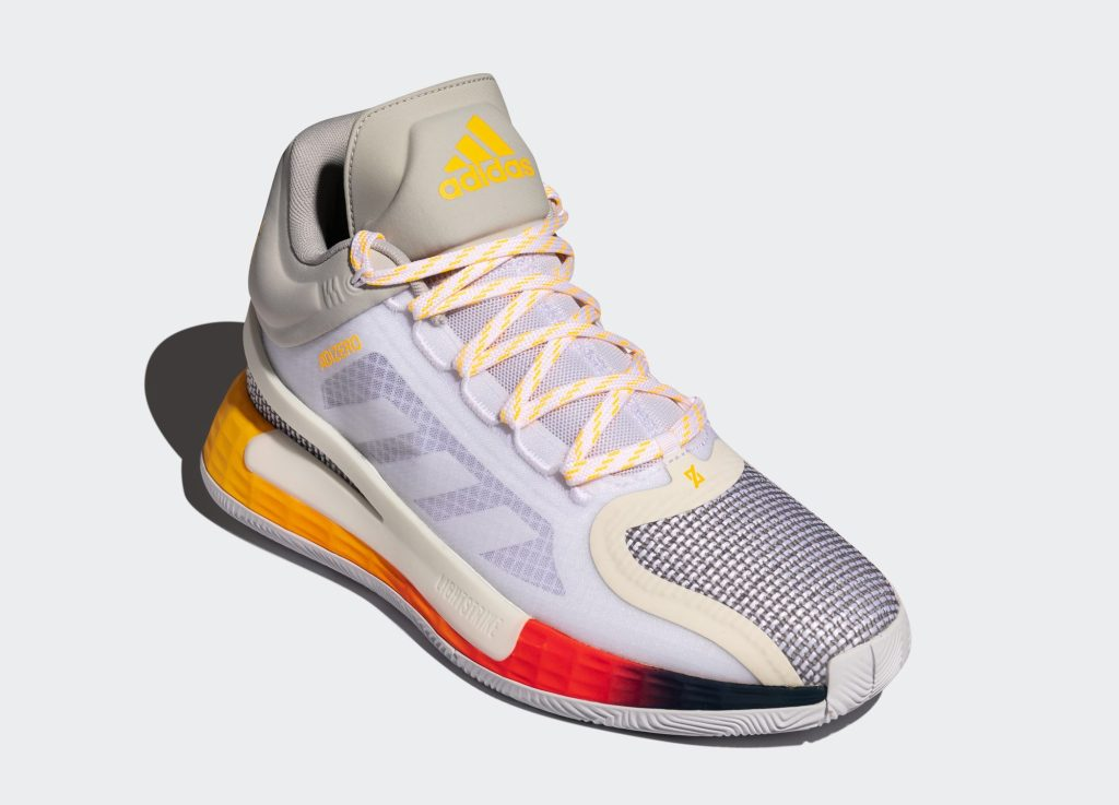 Adidas D Rose 11 Front