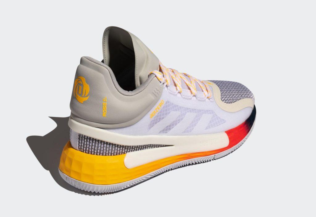Adidas D Rose 11 Heel