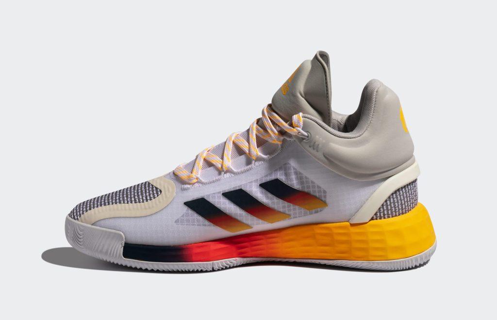 Adidas D Rose 11 Medial
