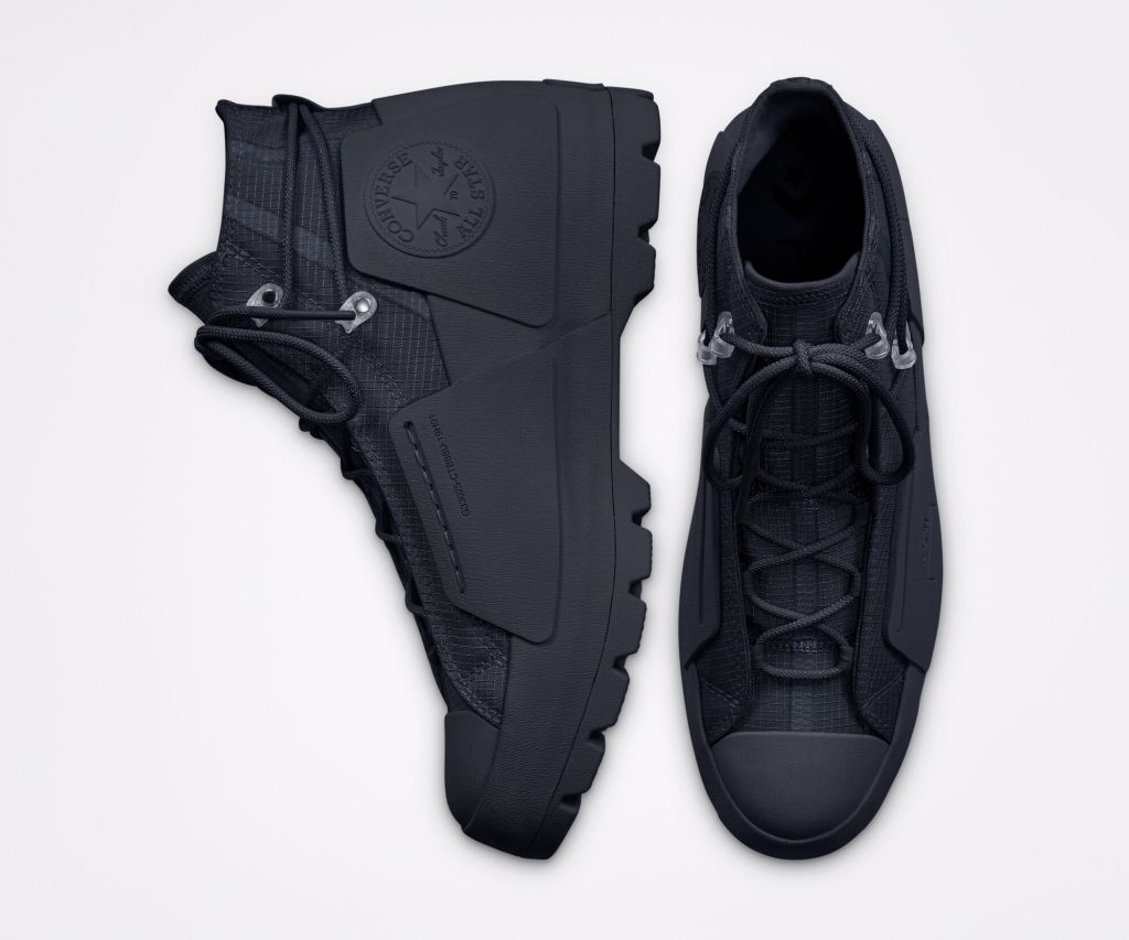 A-Cold-Wall* x Converse All Star Chuck Taylor Lugged 'Black'