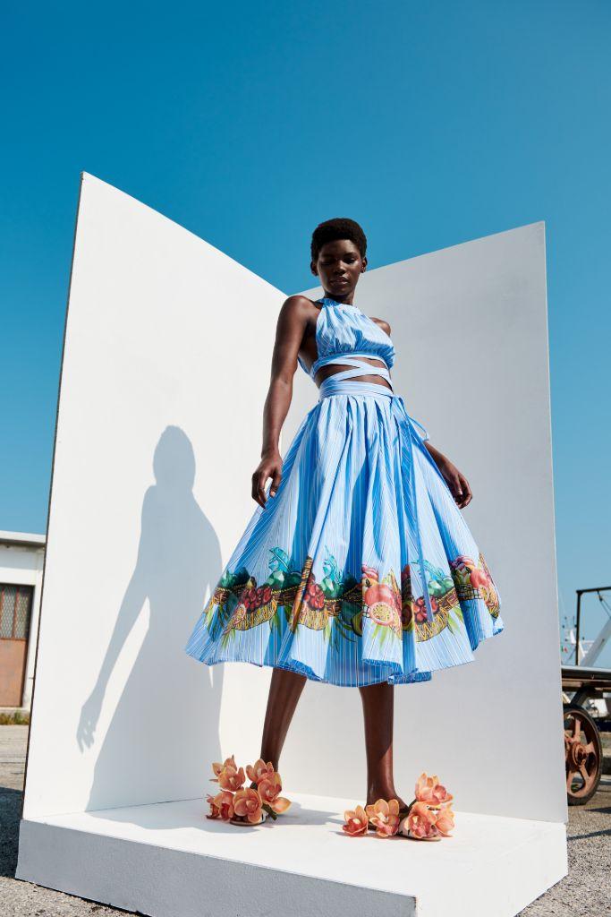 stella jean, stella jean spring 2021, mfw, milan fashion week, spring 2021 trends
