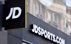 JD Sports financials. File photo dated