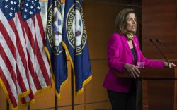 House Speaker Nancy Pelosi of Calif.,