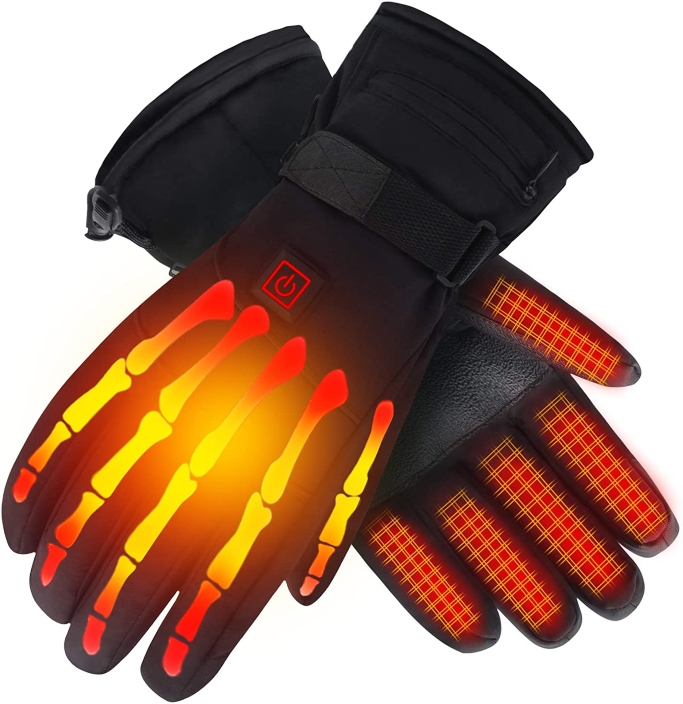 Autocastle Heated Gloves