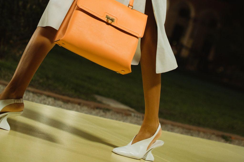 ferrragamo, spring 2021, ferragamo spring 2021, mfw, milan fashion week, best shoes of milan fashion week