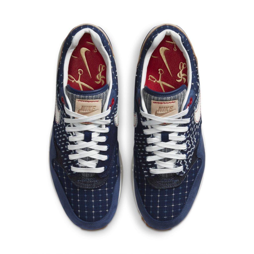 Denham x Nike Air Max 1 Collab