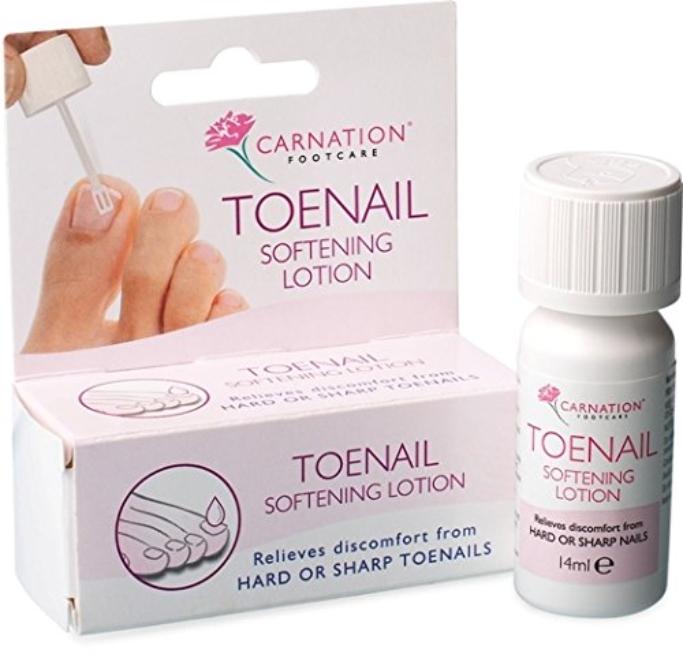 Carnation Toe Nail Softening Lotion