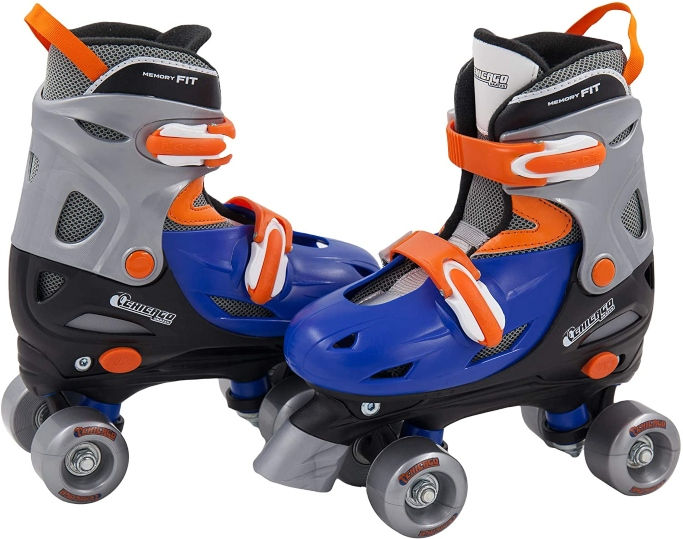 Chicago Boy's Adjustable Quad Roller Skate