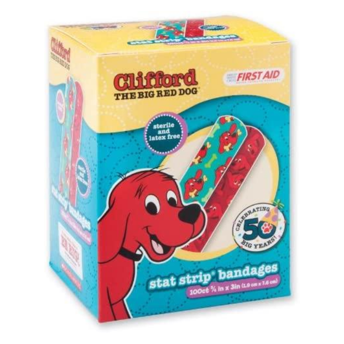 Clifford-Bandages