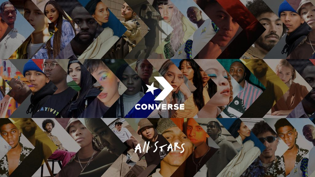 Converse Gives Young Creatives a Chance to Win a Year's Worth of Funding as Part of $1 Million Accelerator Program