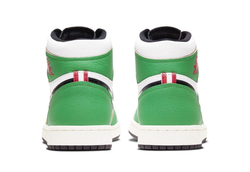 Air Jordan 1 Retro High OG Women's 'Lucky Green'