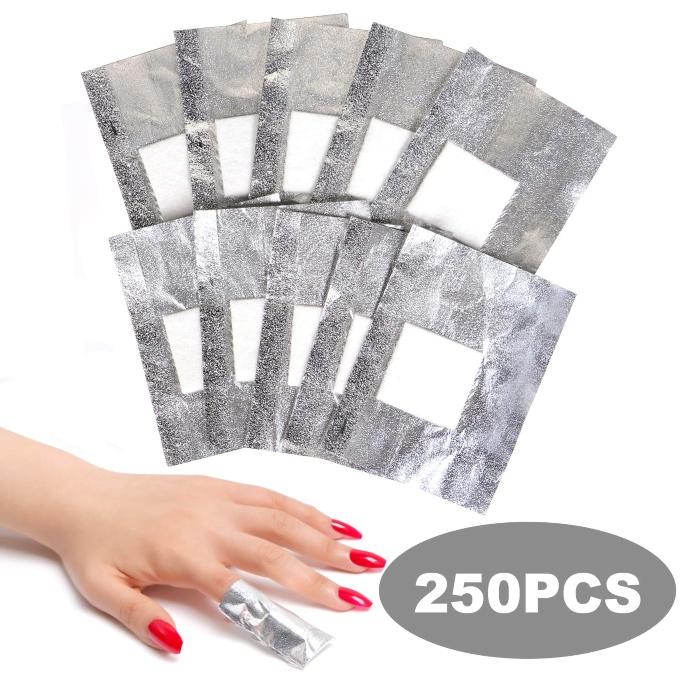 EcBasket Nail Foil Wraps