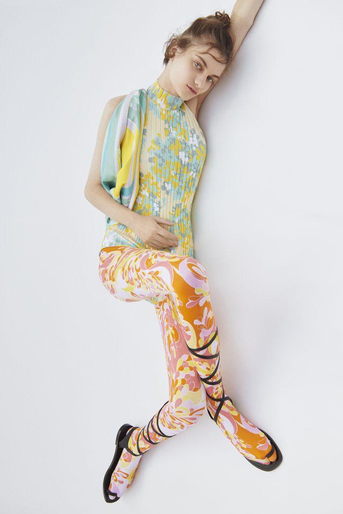 emilio pucci, emilio pucci spring 2021, spring 2021, mfw, milan fashion week
