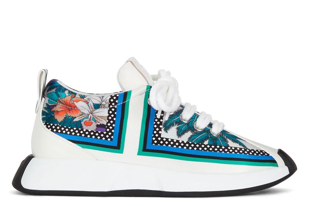 giuseppe zanotti, mfw, milan fashion week, spring 2021 trends