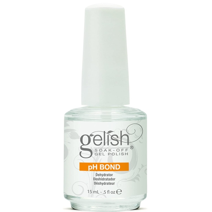 Gelish Soak Off Ph Bond Soak Off Nail Prep