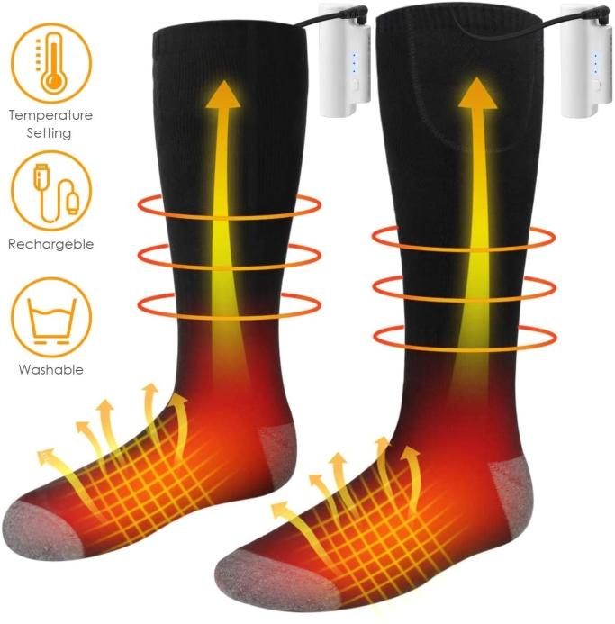 JulyPanny Heated Socks