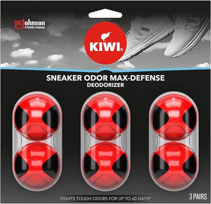 Kiwi Shoe Deodorizer
