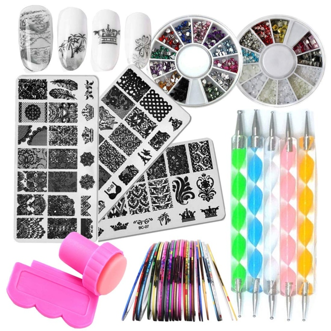 LoveOurHome Nail Art Kit