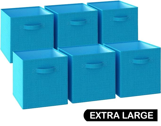 Neaterize Fabric Storage Bins