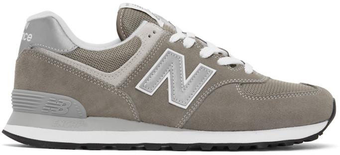 New-Balance-Grey-574-Sneakers