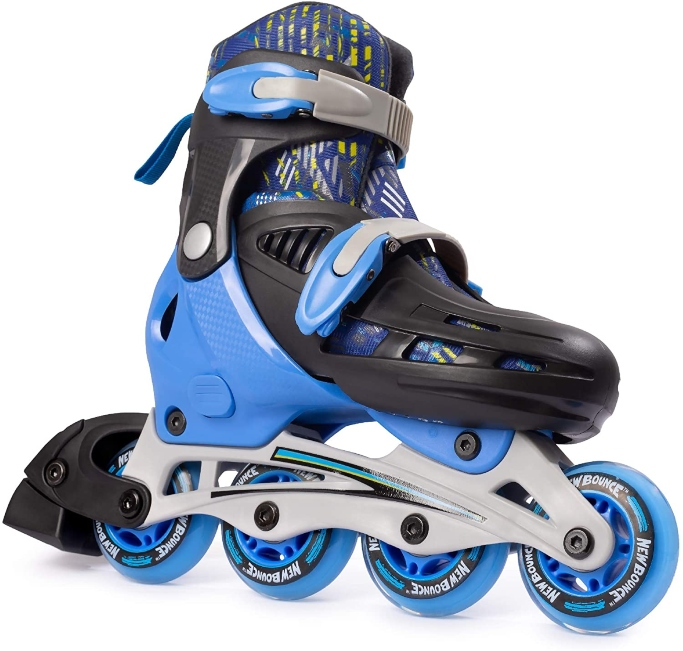 New Bounce Adjustable Inline Skates
