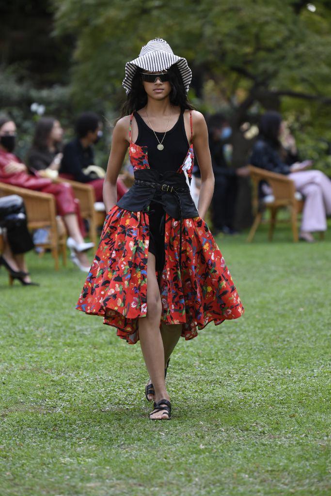 spring 2021 trends, mfw, milan fashion week, philosophy spring 2021