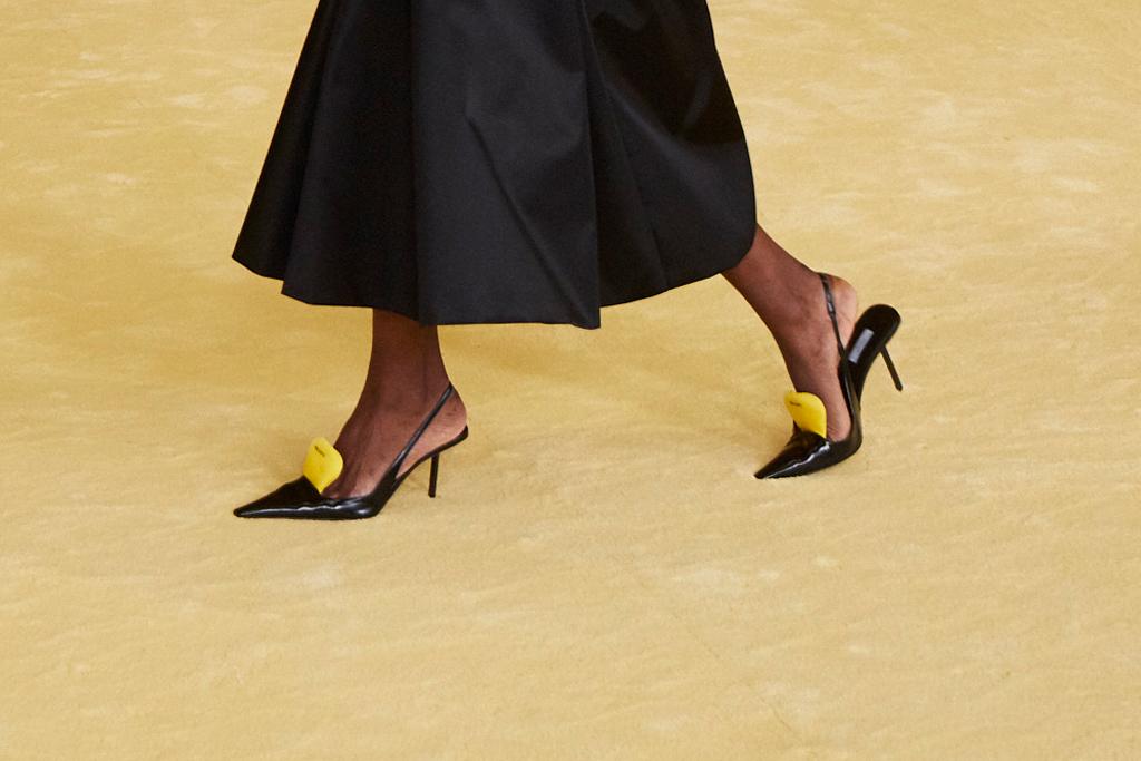Shoes at Milan Fashion Week Spring 2021