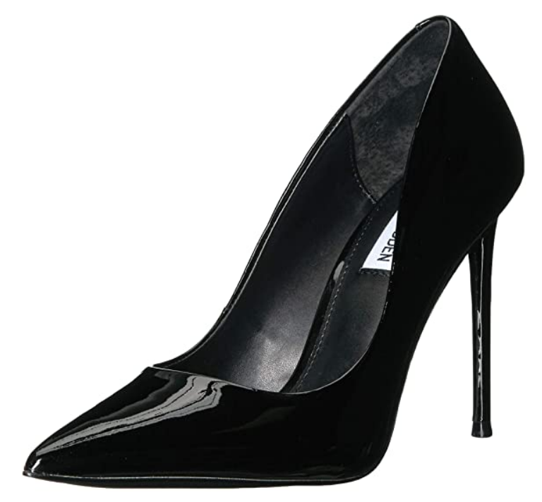pointed-toe pumps