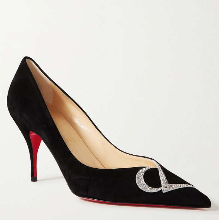 christian louboutin, heels