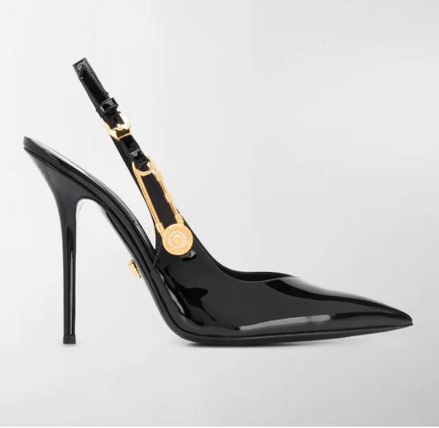 Versace, pump