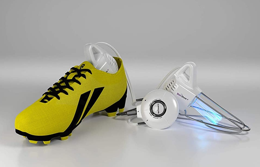 SteriShoe+ Ultraviolet Shoe Sanitizer