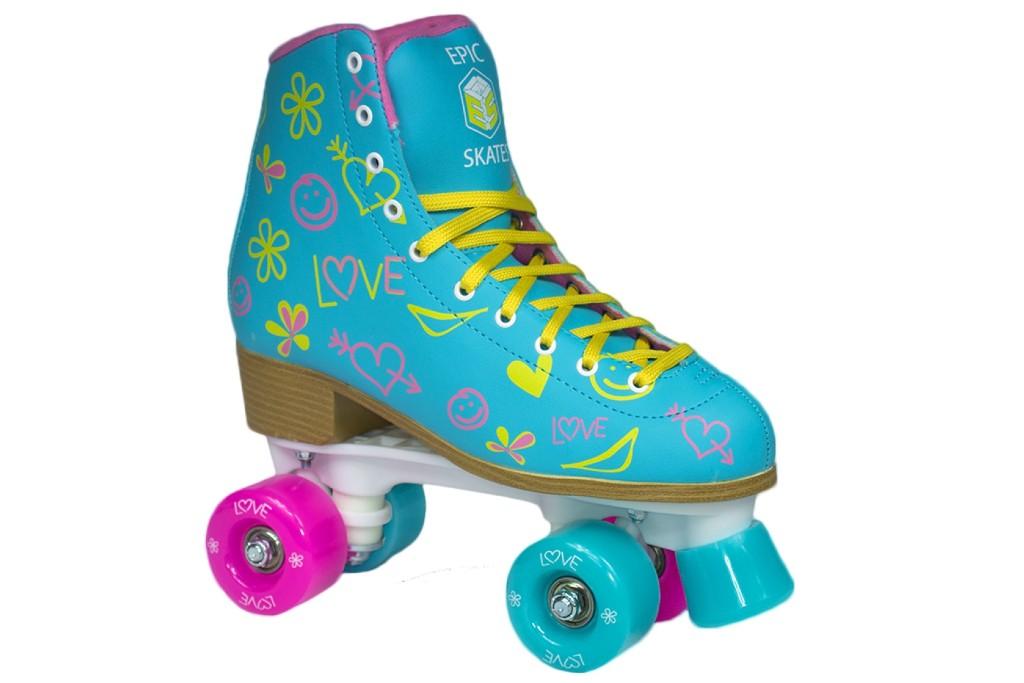 Epic Splash Quad Roller Skates, girls roller skates