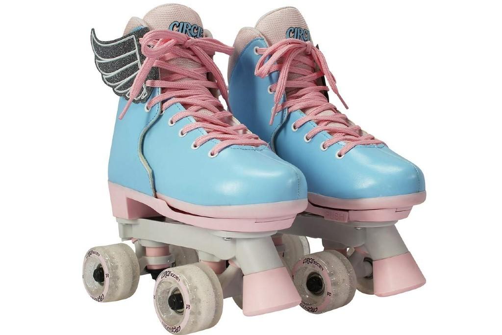 Circle Society Classic Adjustable roller skates, girls roller skates