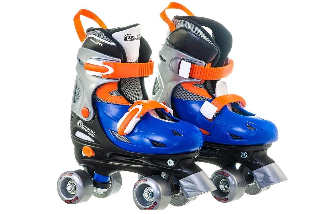 adjustable roller skates for boys, Chicago Adjustable Quad Roller Skates