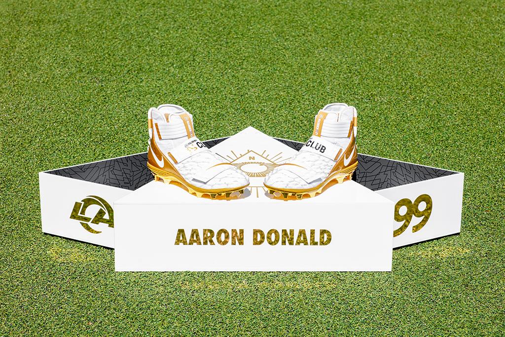 Aaron Donald Nike Force Savage Elite 2