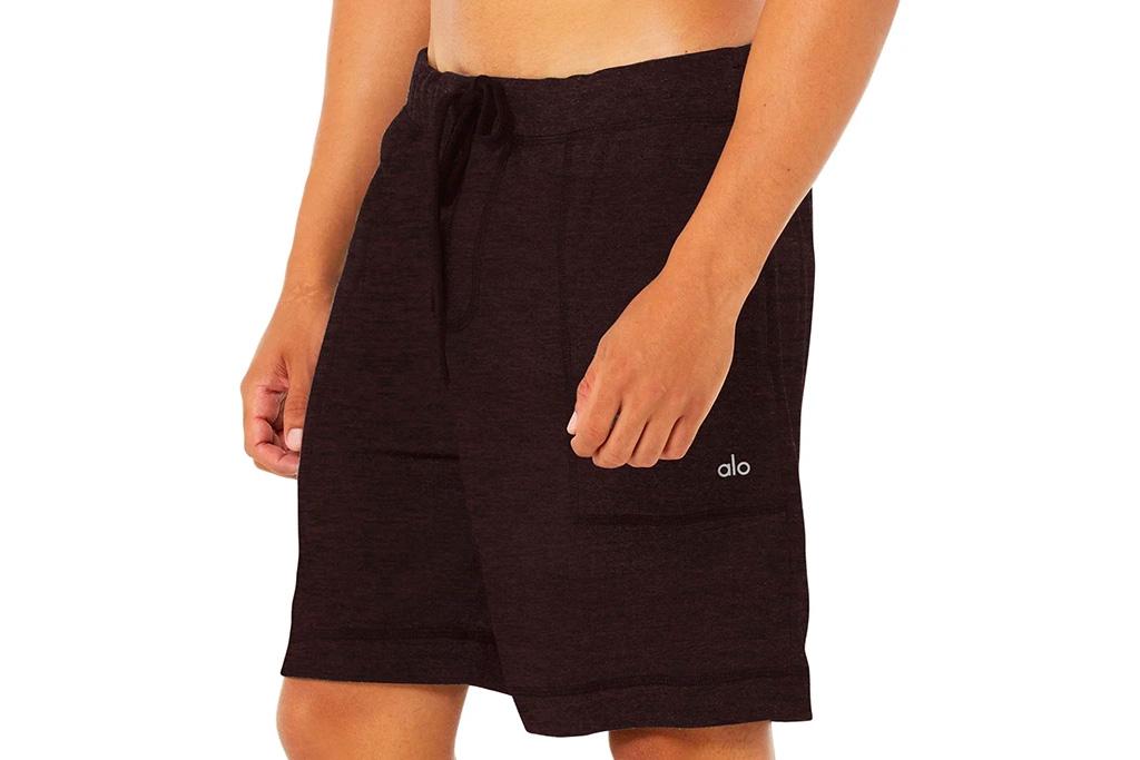 shorts, workout shorts, mens, training, alo yoga