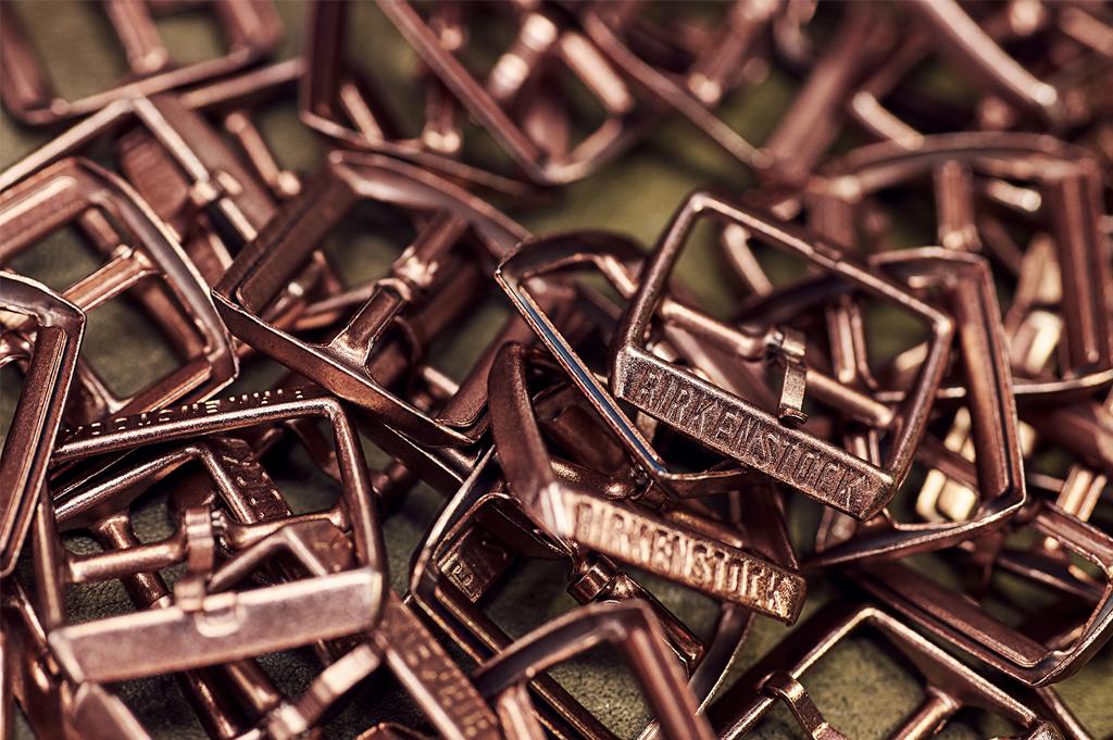 Birkenstock Factory Buckles