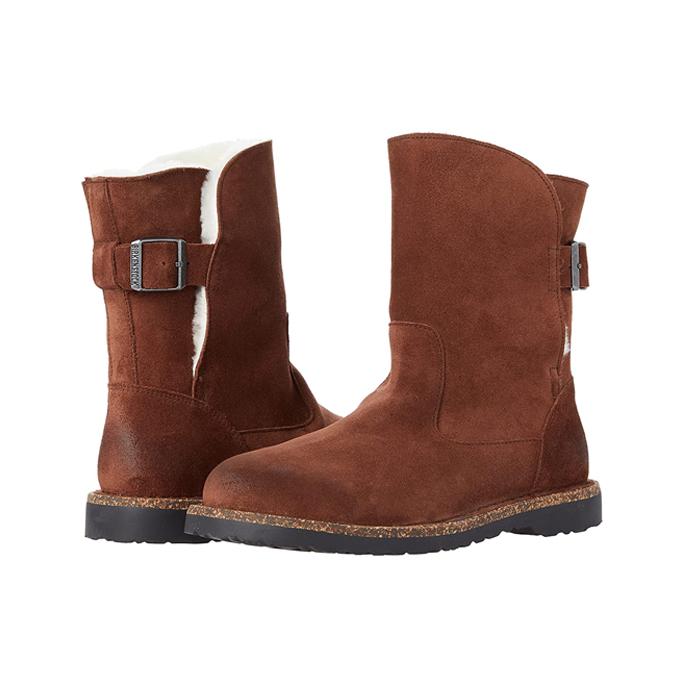 Birkenstock Upsalla Suede Boots