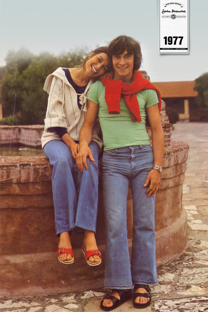 Birkenstock Ad 1977