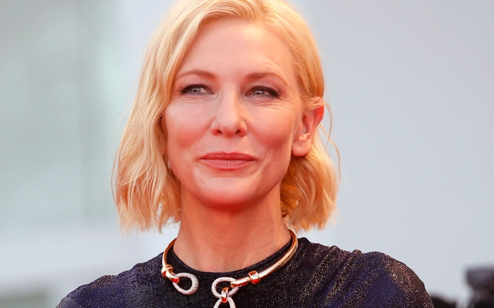 attending the 'Lacci/The Ties' premiere and opening ceremony at the 77th Venice International Film Festival on September 2, 2020 in Venice, Italy. 02 Sep 2020 Pictured: Cate Blanchett. Photo credit: MEGA TheMegaAgency.com +1 888 505 6342 (Mega Agency TagID: MEGA697983_002.jpg) [Photo via Mega Agency]