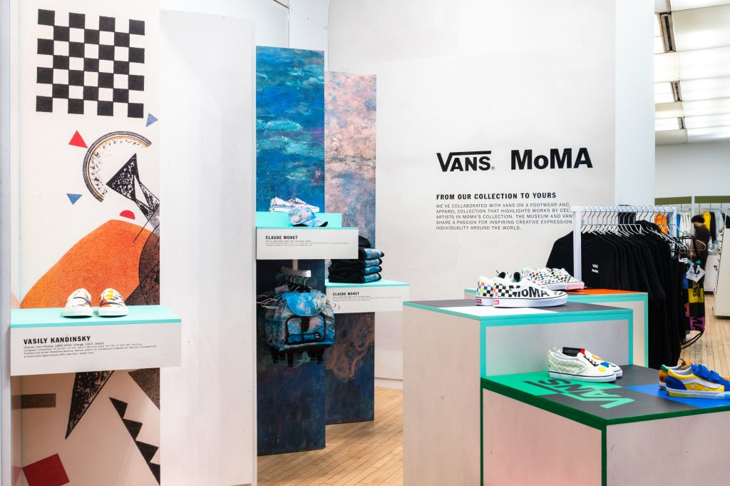 MoMA x Vans Pop-Up Store