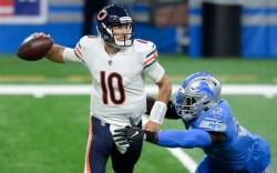 Chicago Bears Mitch Trubinsky NFL