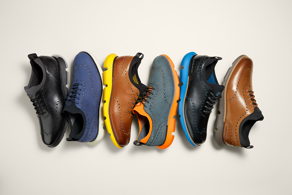 Cole Haan Releases 4.Zerogrand Shoes