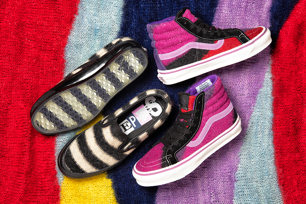 Concepts x Vault by Vans Mohair pack