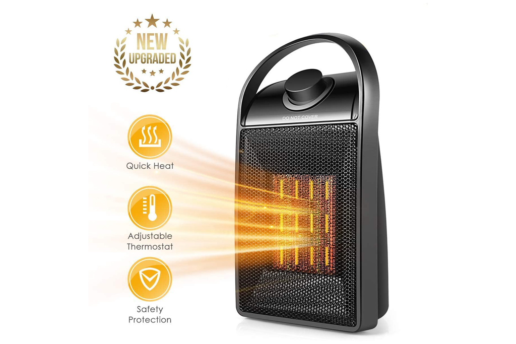 space heater, heater, warmth, space, amazon, coolwin