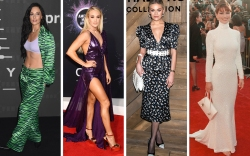 fashionable female country stars