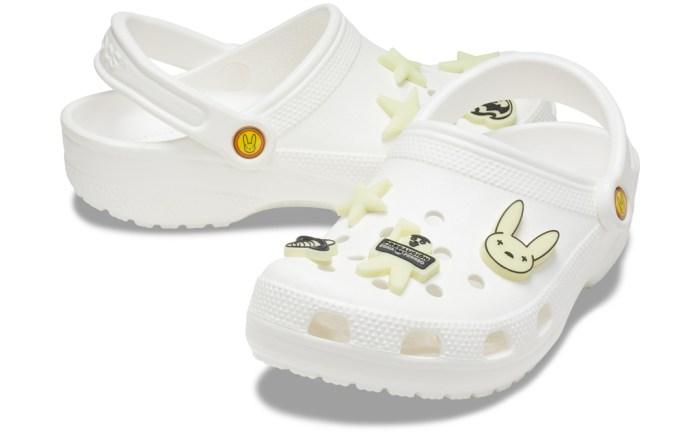 crocs, bad bunny, jibbitz