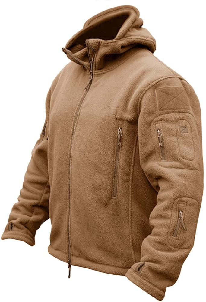 Tactical Fleece Hoodies