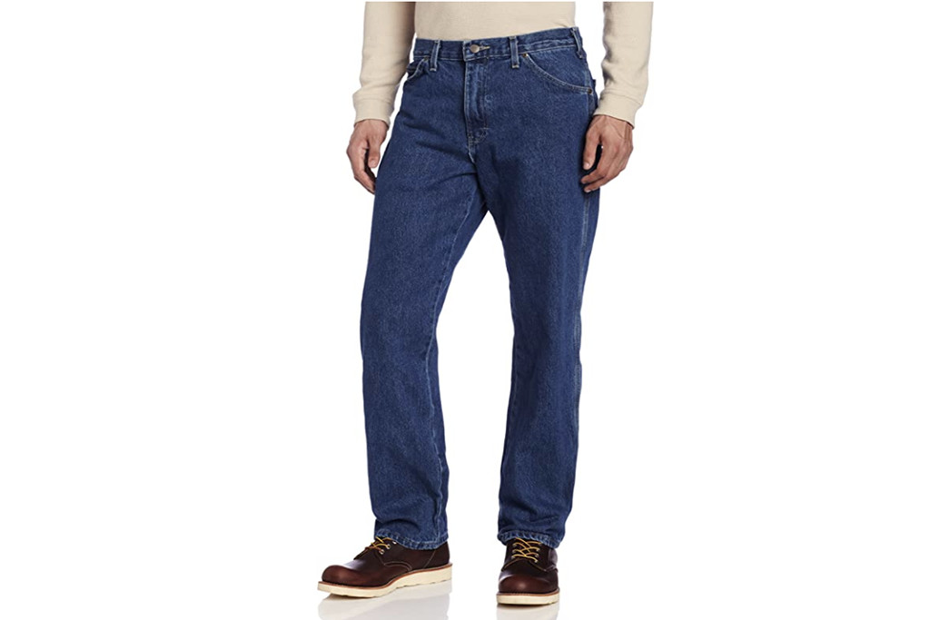 dickies jeans, best jeans for men, mens jeans