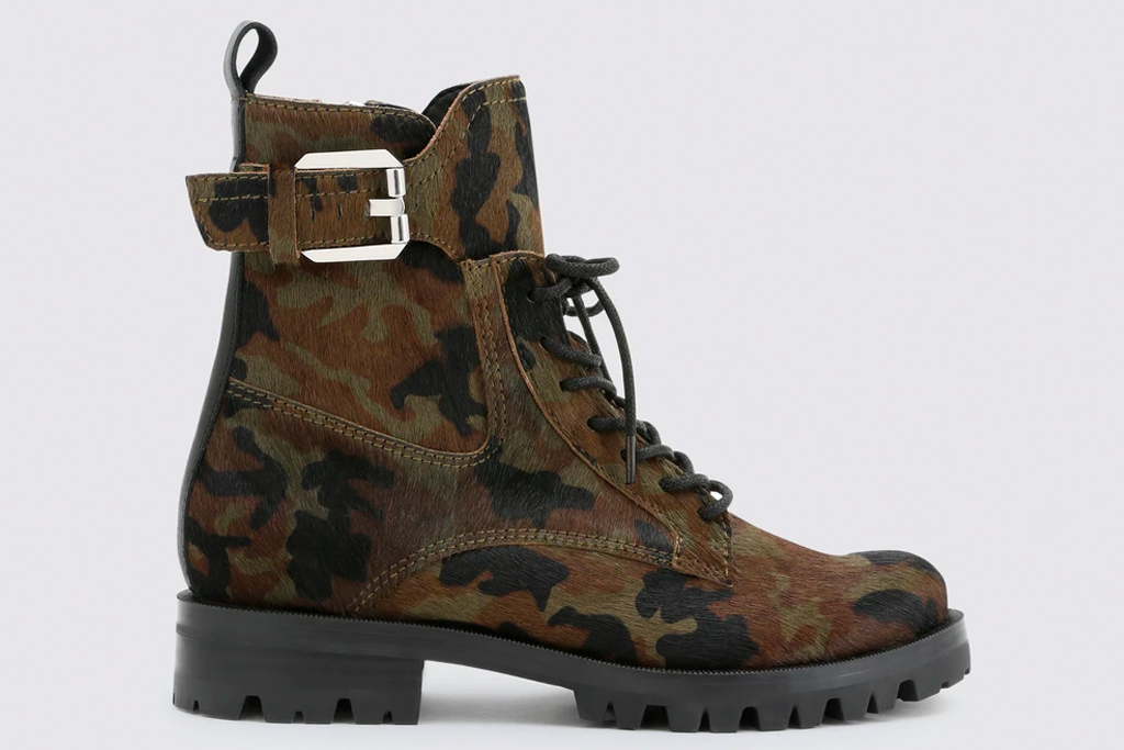 camo boots, combat boots, camouflage, boots, dolce vita